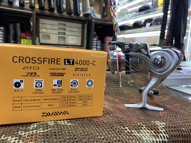 Daiwa crosfire 4000 LT-C