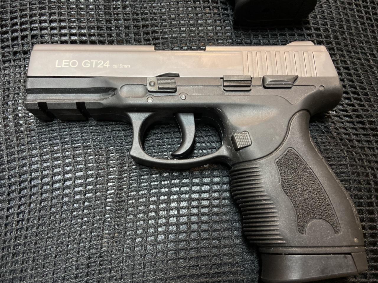Pistola fogueo Leo GT24 Fune cal 9 mm