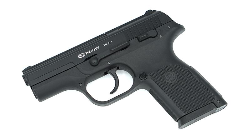 Pistola fogueo Blow TR914 cal 9 mm