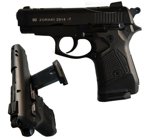 Pistola Zoraki fogueo mod. 2914 cal 9 mm Black