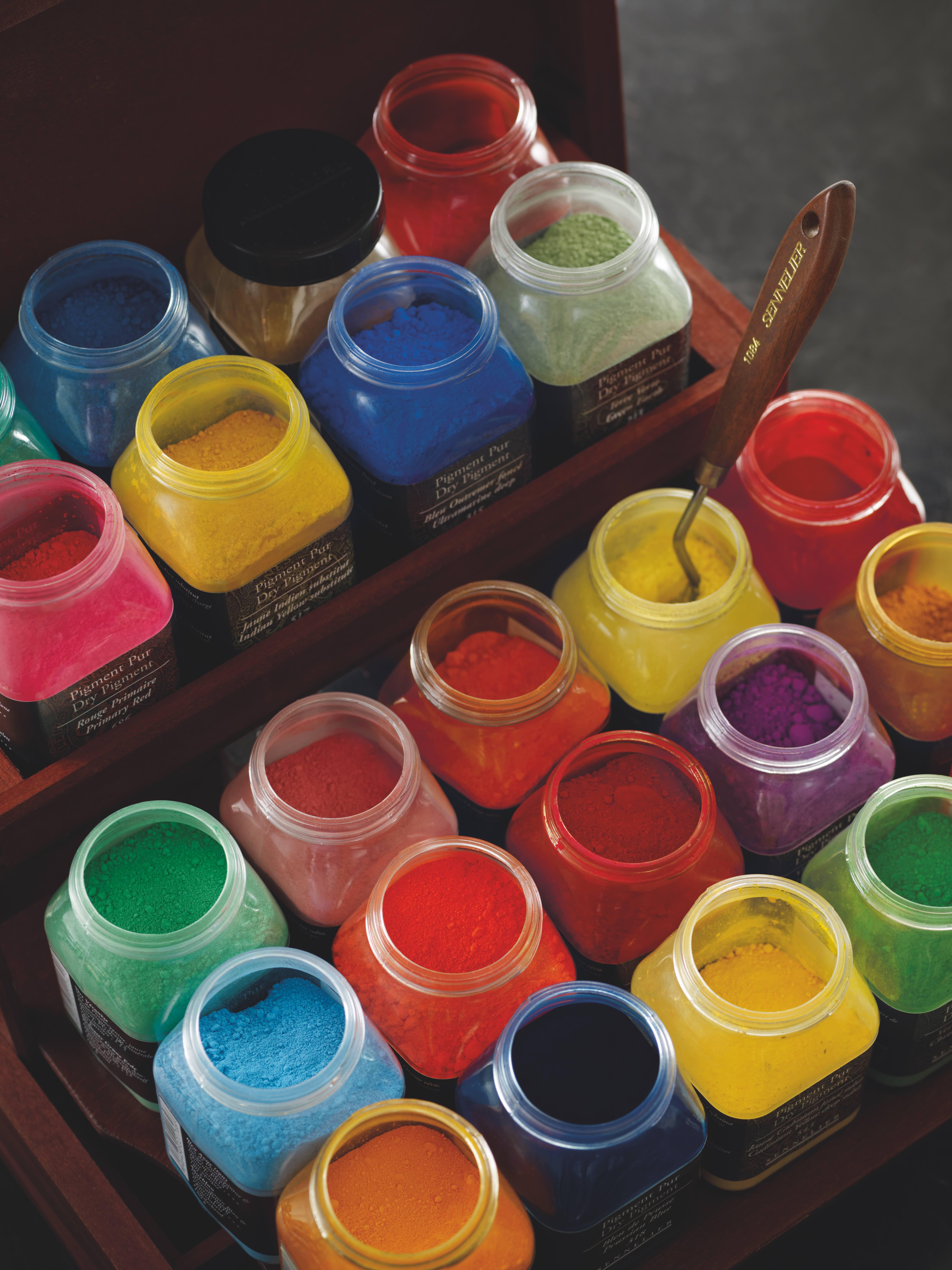 Pigmentos Sennelier