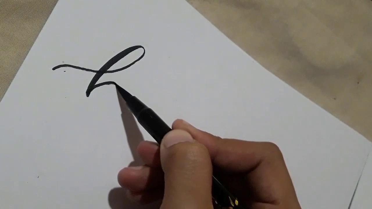 Platinum Brush Pens