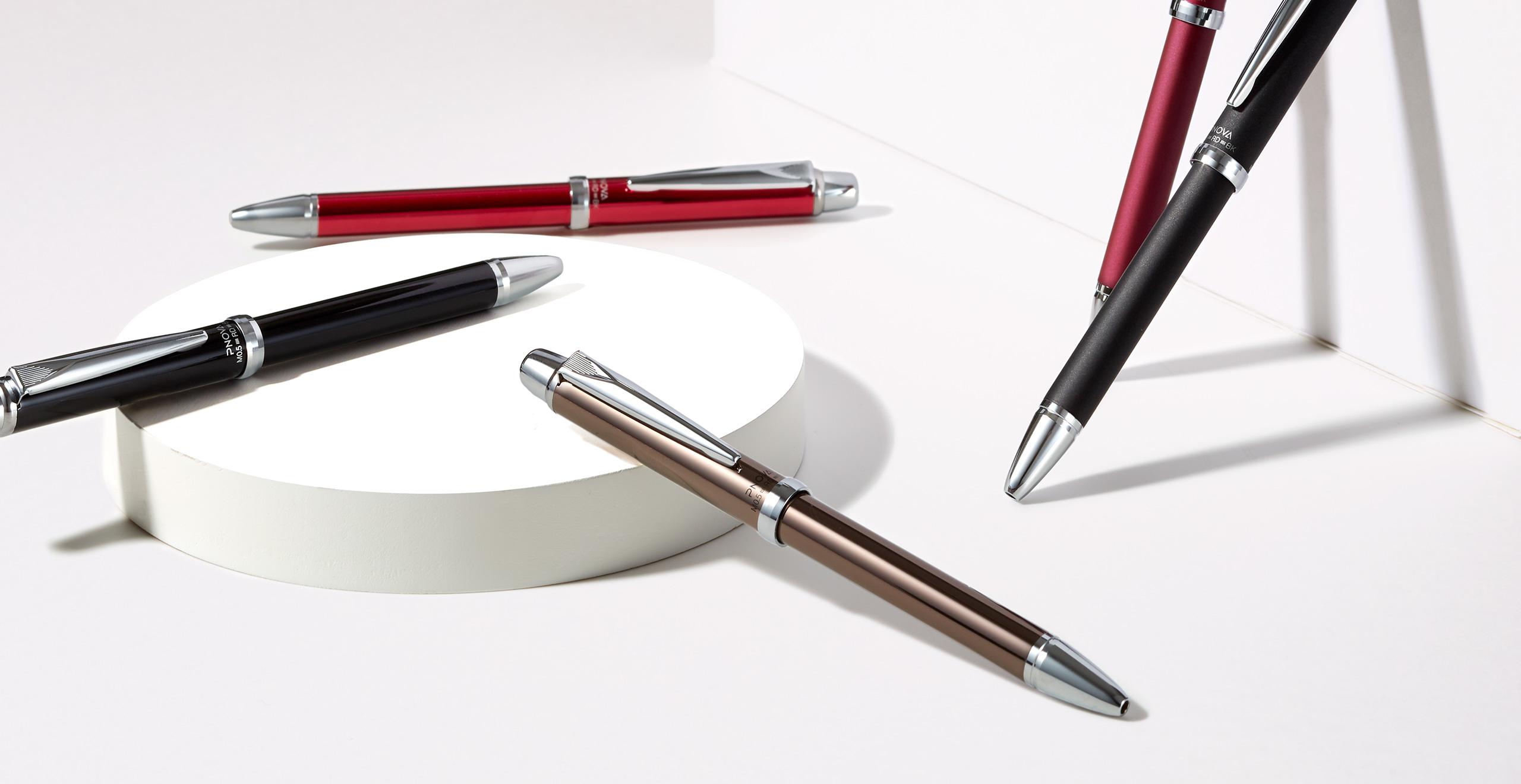 Bolígrafos multifuncionales