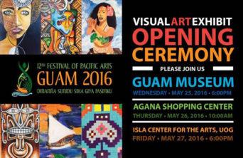 GUAM MUSEUM, USA 2016