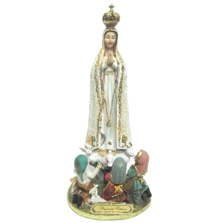 Imagem Aparição de Nossa Senhora do Rosário