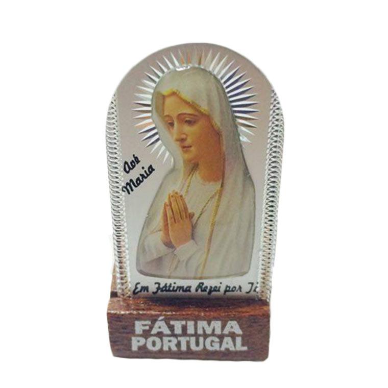 Placa Nossa Senhora de Fátima
