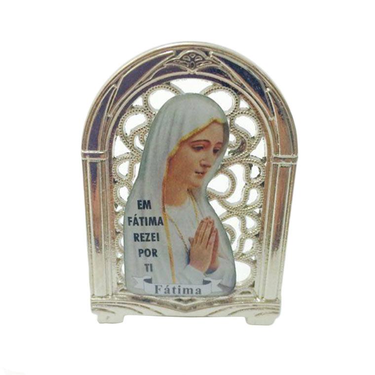 Placa Imagem de Nossa Senhora