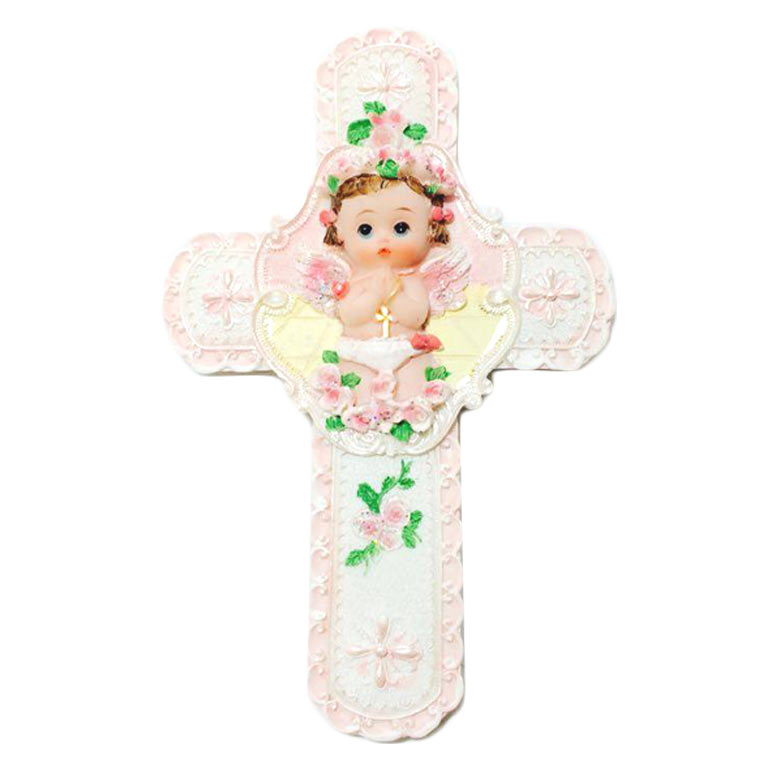 Crucifixo Anjo da Guarda