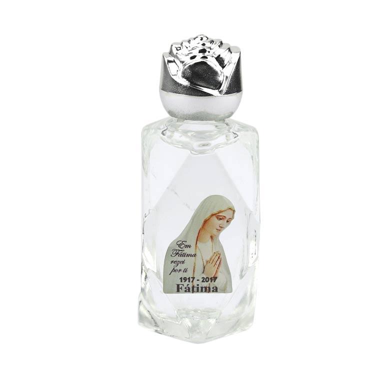Água de Fátima garrafa de vidro