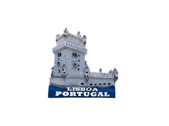 Íman Torre de Belém Lisboa