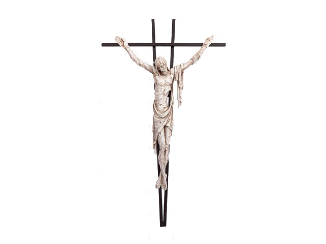Cristo Rendilhado com Cruz