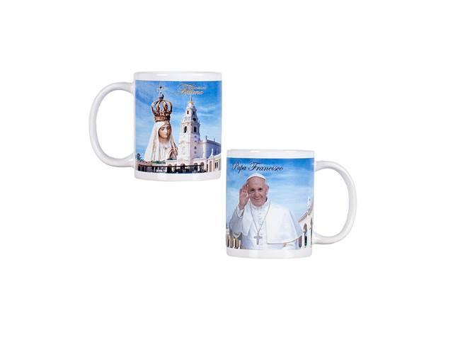 Caneca Papa Francisco
