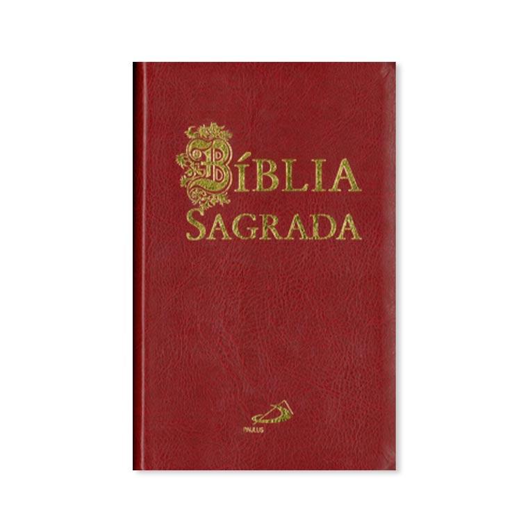 Bíblia Sagrada capa Flexível