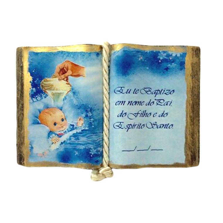 Livro Decorativo Aberto