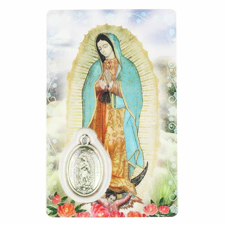 Pagela de Nossa Senhora de Guadalupe