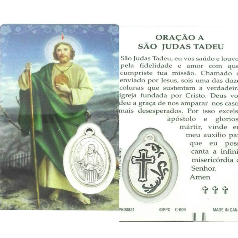 Pagela de São Judas Tadeu