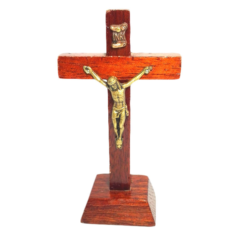 Crucifixo de madeira