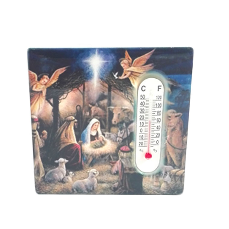 Íman de azulejo com Sagrada Família