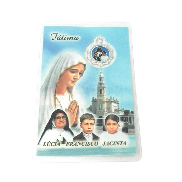 Pagela religiosa de Fátima