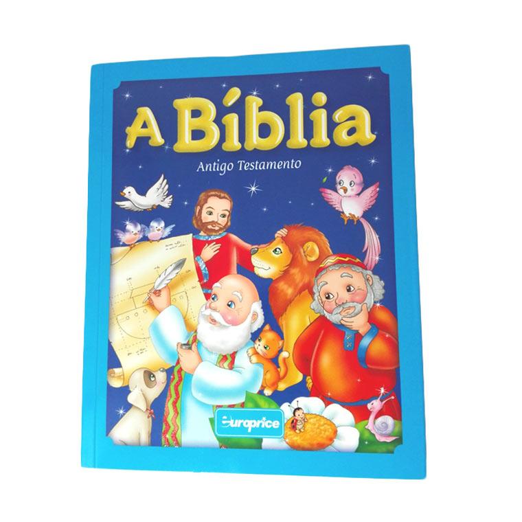 Bíblia infantil - Antigo Testamento