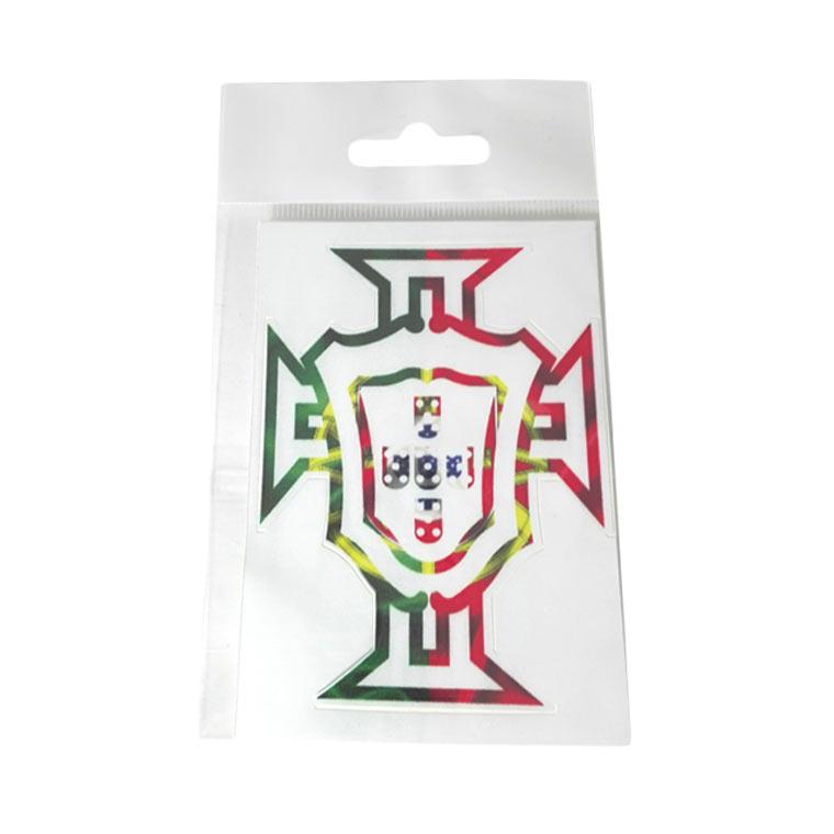 Autocolante com brasão de Portugal