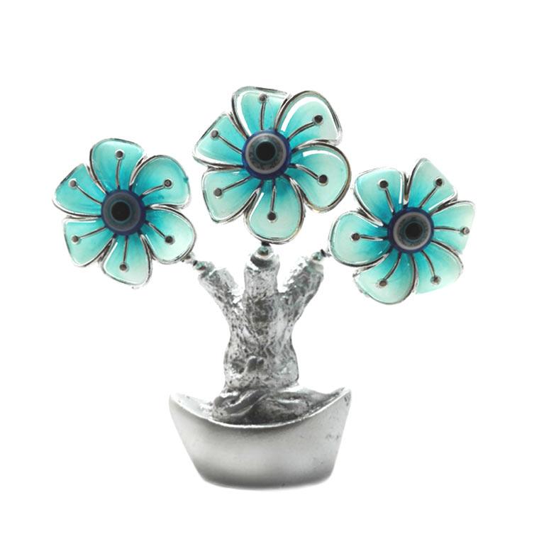 Árvore olho Turco com 3 flores