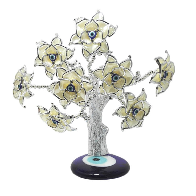 Árvore do olho Turco com 8 flores