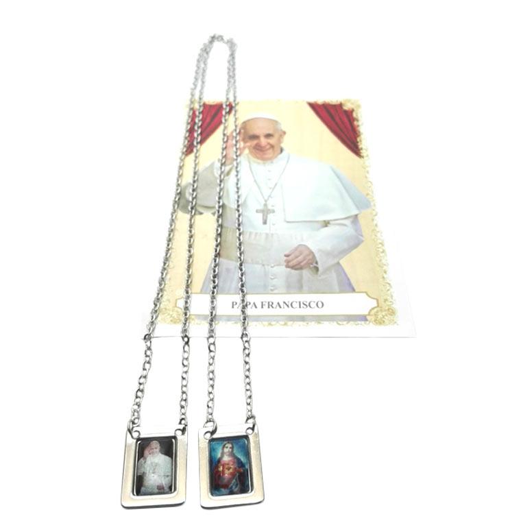 Escapulário de Papa Francisco