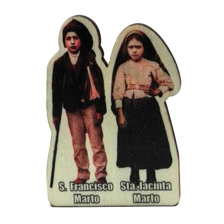 Íman de São Francisco e Santa Jacinta
