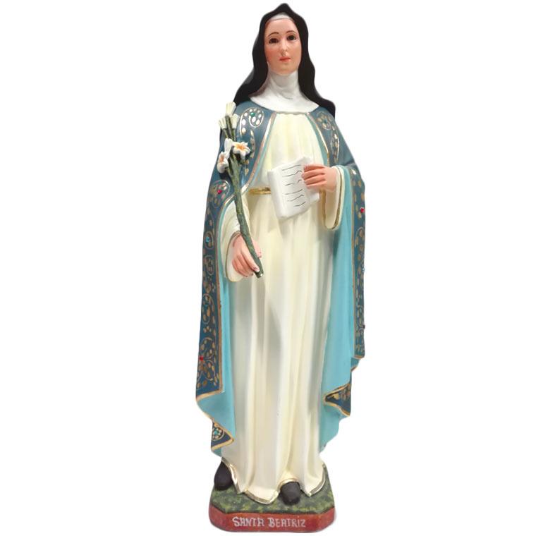 Imagem de Santa Beatriz 60 cm