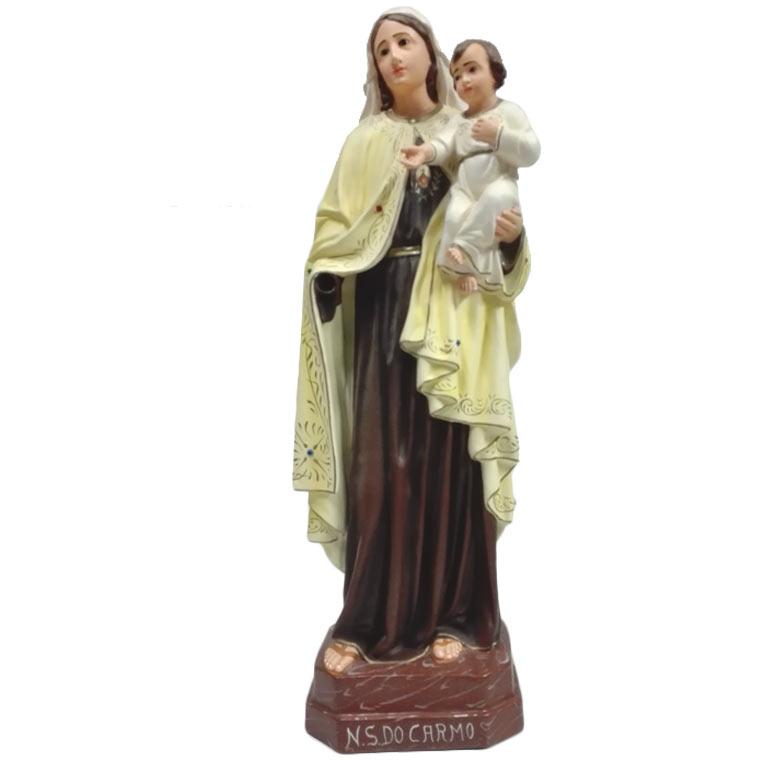 Imagem de Nossa Senhora do Carmo