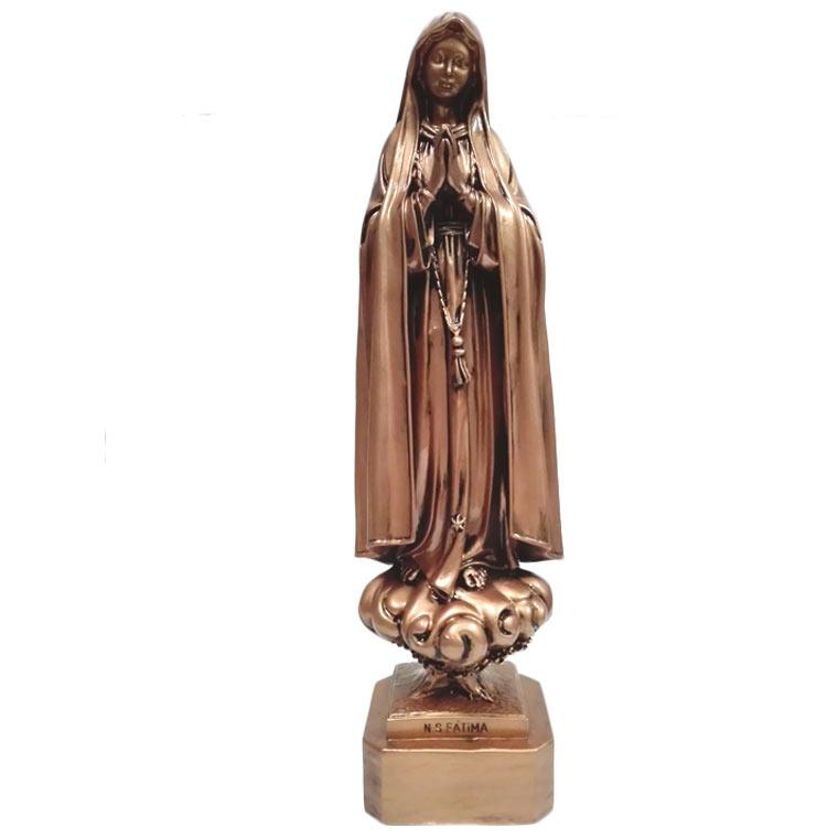 Imagem de Nossa Senhora de Fátima 50 cm