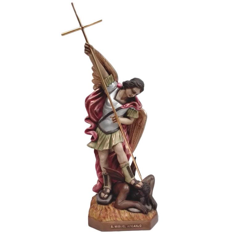 Imagem de São Miguel Arcanjo 30 cm