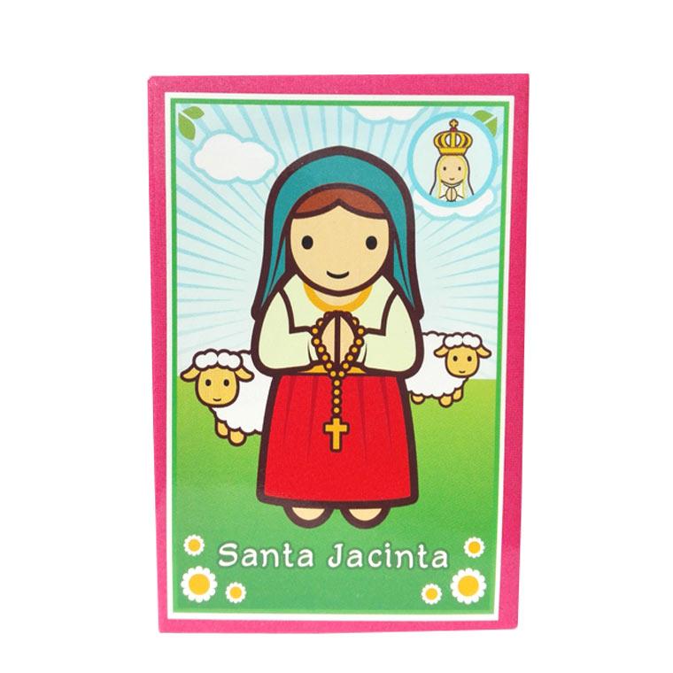 Íman Santa Jacinta Marto