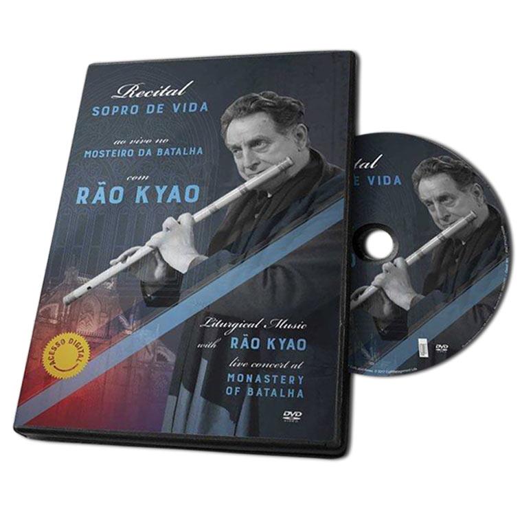 Rão Kyao - Recital Sopro de Vida - DVD