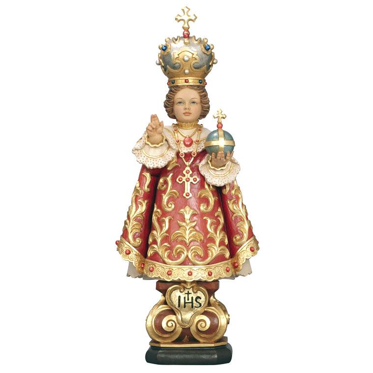 Menino Jesus de Praga - Madeira