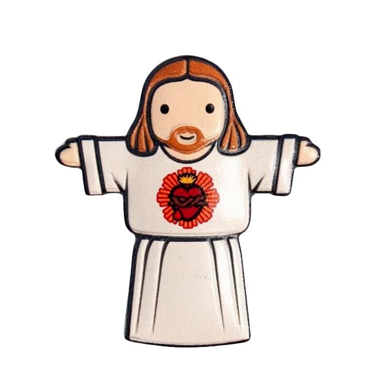 Íman 3D de Cristo Rei