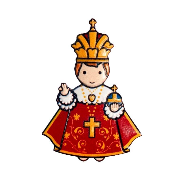 Íman 3D Menino Jesus de Praga