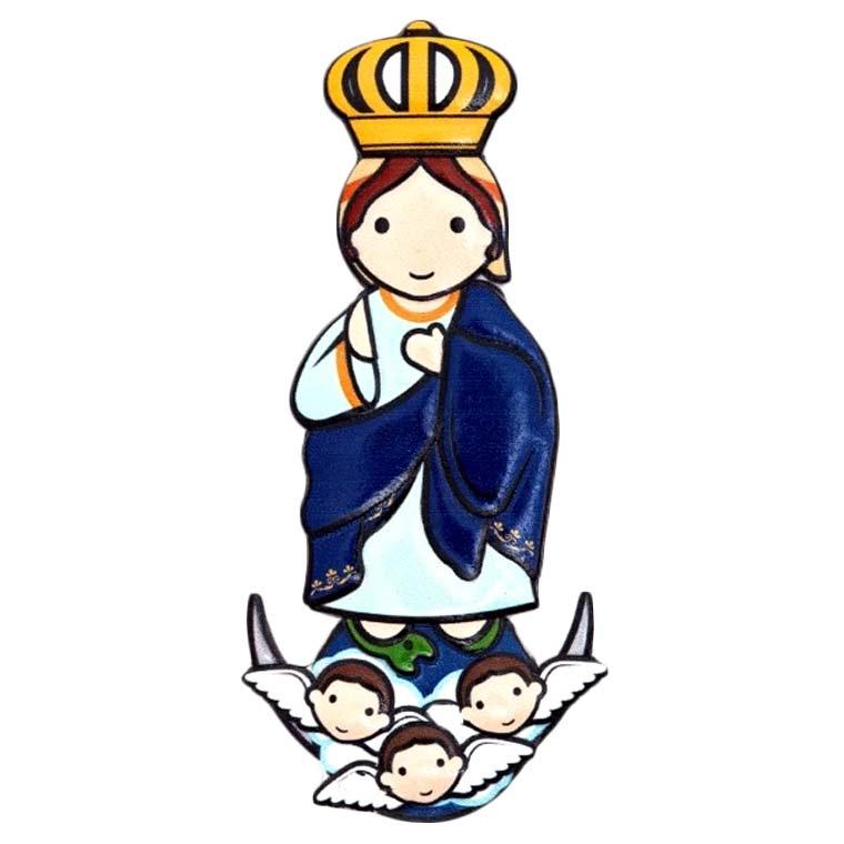 Íman 3D Nossa Senhora da Conceição