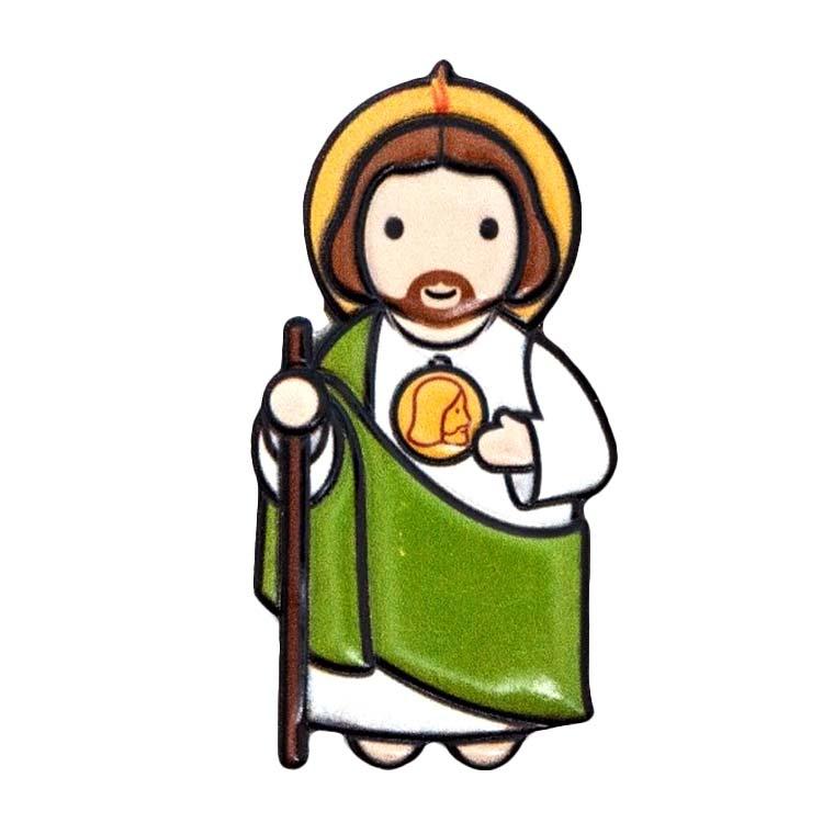 Íman 3D de São Judas Tadeu