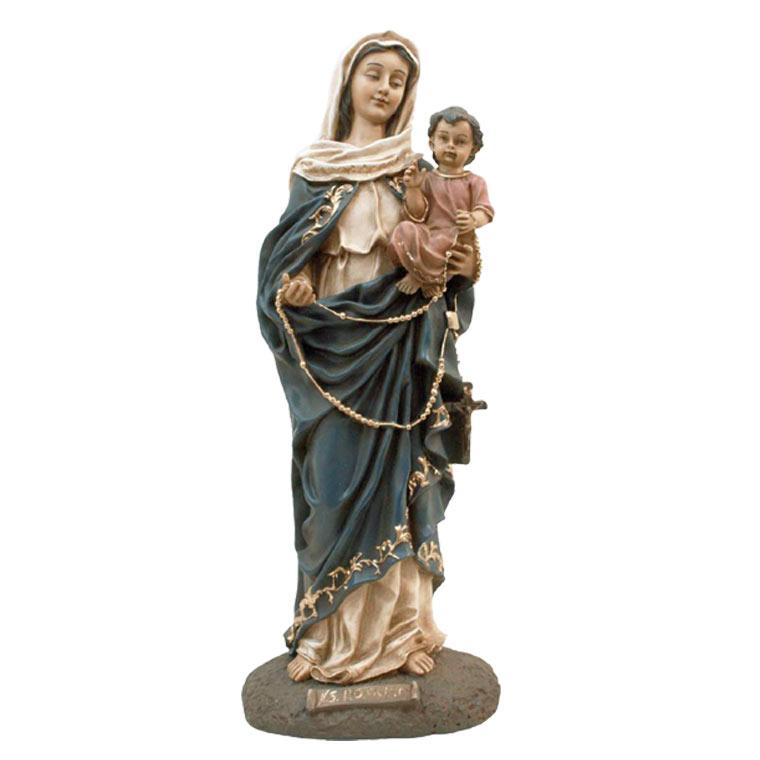 Nossa Senhora do Rosário 45 cm