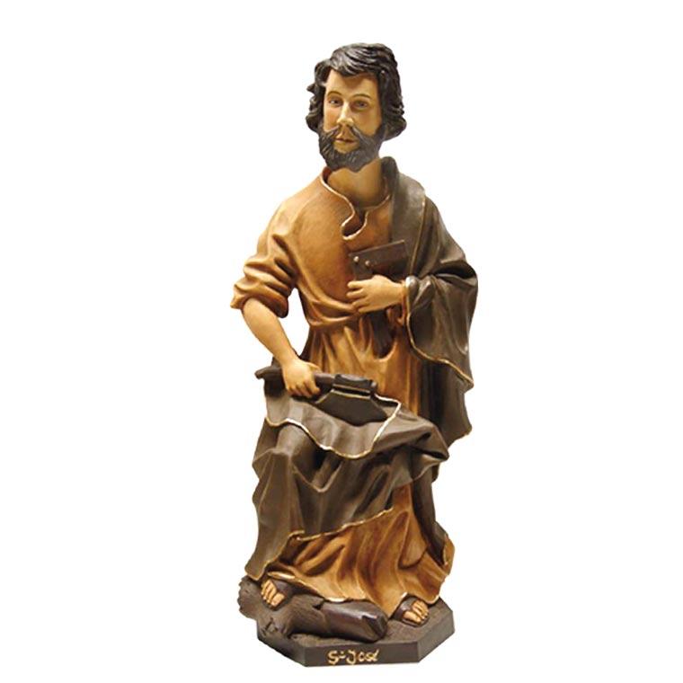 São José carpinteiro 60 cm