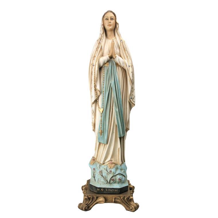 Nossa Senhora de Lourdes 43 cm