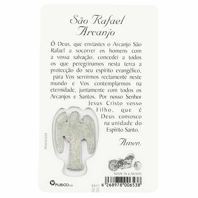 Pagela de São Rafael Arcanjo
