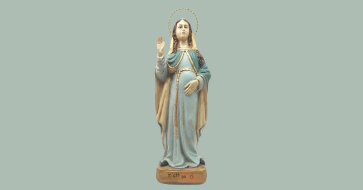 Oração à Nossa Senhora do Ó