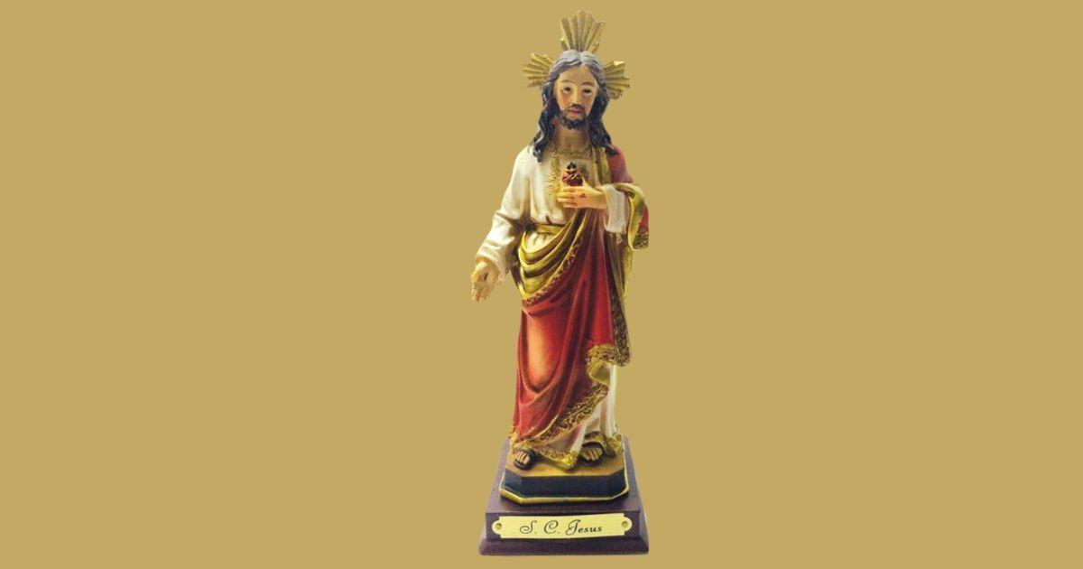 Oração a Sagrado Coração de Jesus
