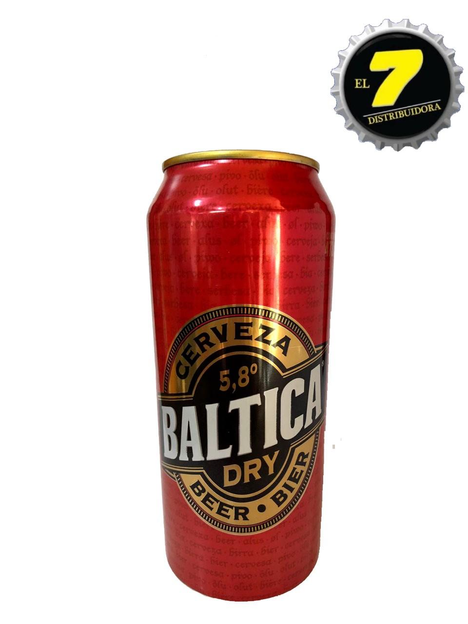 Baltica 470 CC Pack 24 Unidades