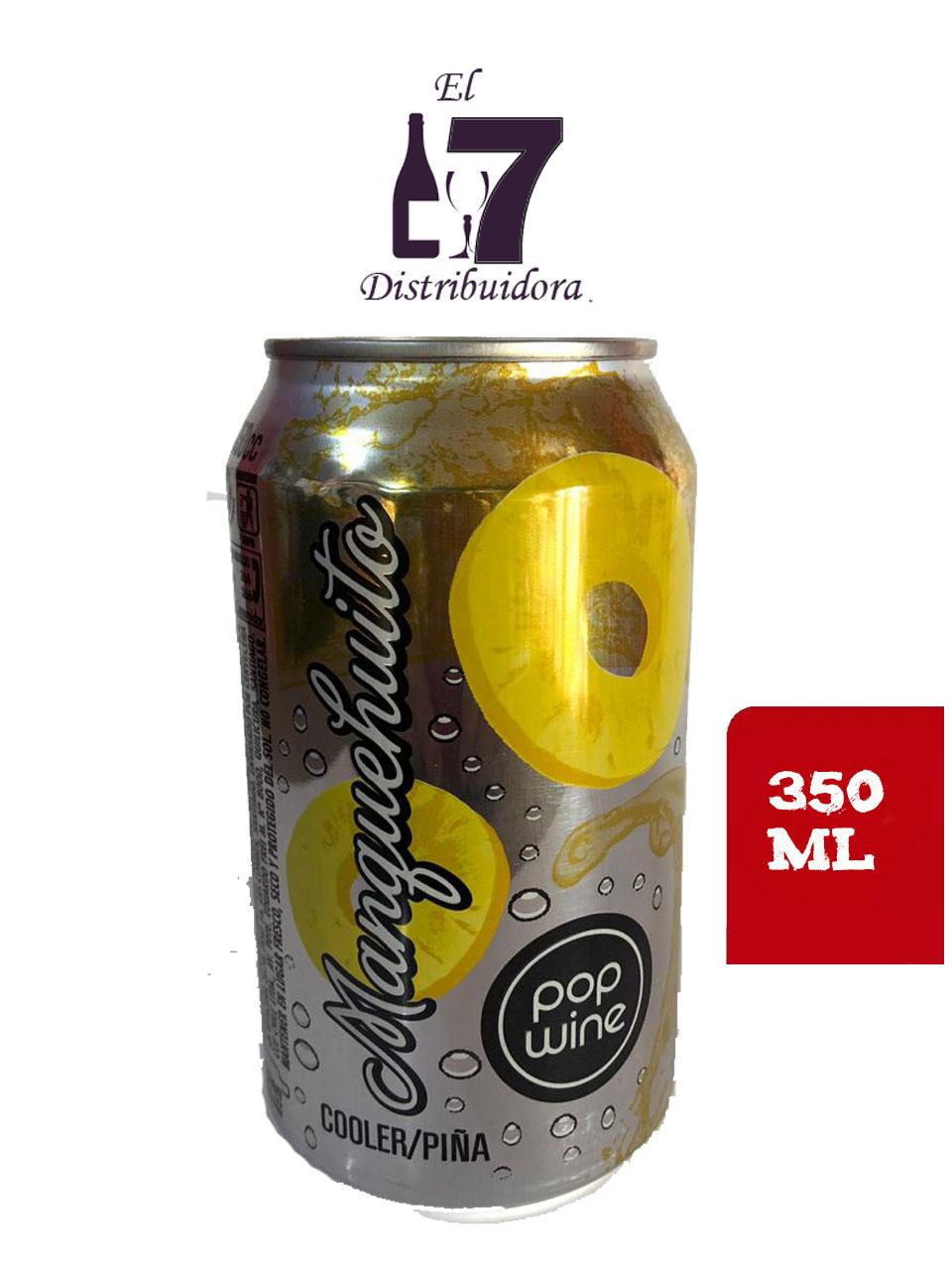 Manquehuito lata 350 CC Pack 24 Unidades