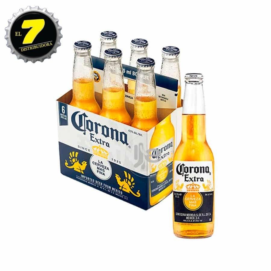 Corona Personal Caja 24 Unidades