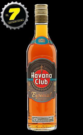 Havana Club Añejo Especial 750 CC